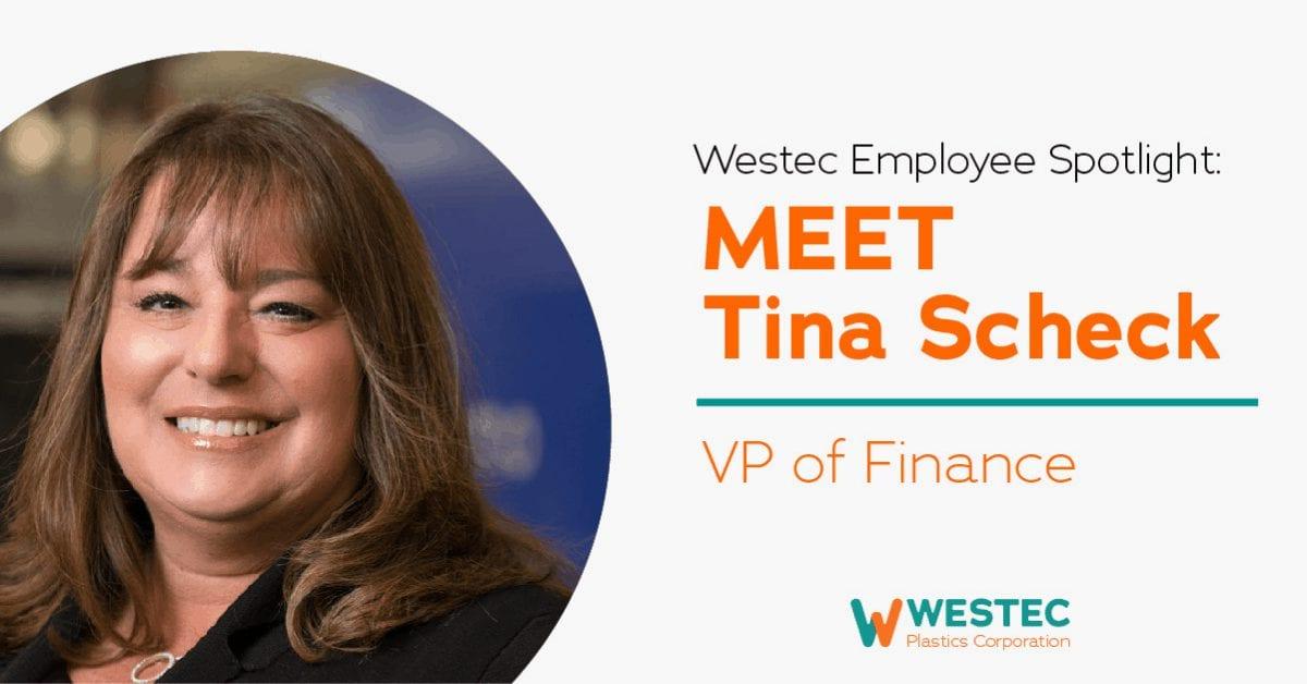 employee Spotlight - Westec Plastics Tine Scheck