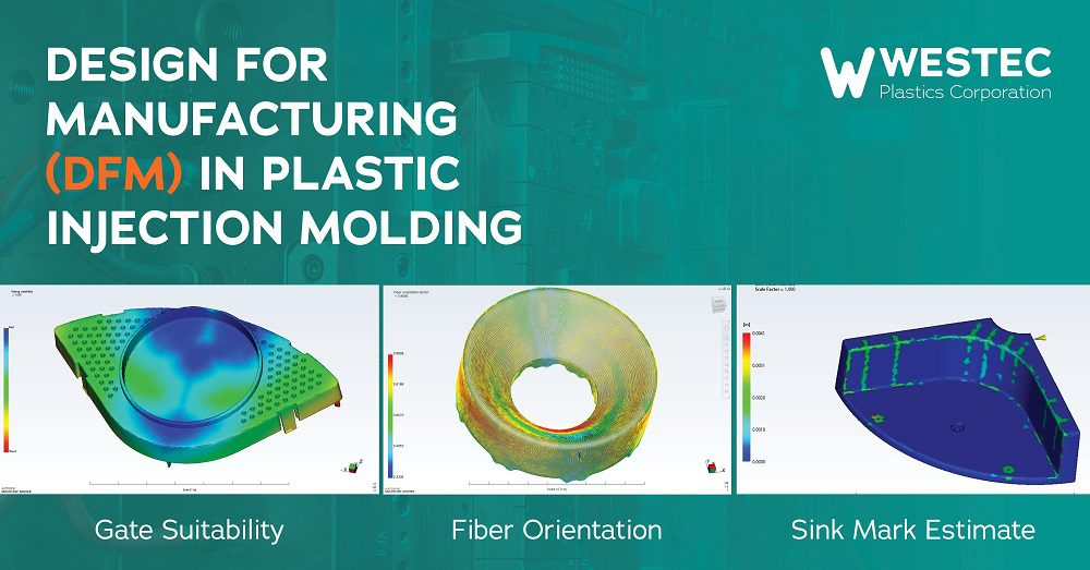 DFM for Injection Molding
